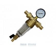 """Промывной фильтр KARRO 1/2"""" для холодной воды"""