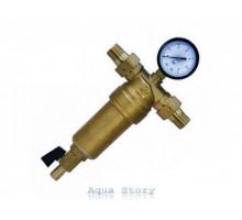 Промывной фильтр KARRO 3/4 для горячей воды