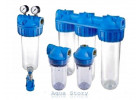 Магістральні фільтри для холодної води