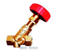 "Балансировочный вентиль HERZ STROMAX-R 4117 R 3/4"" DN 20 (1411762)"