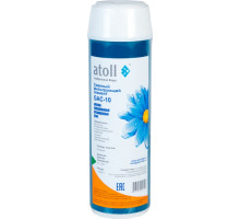 Картридж Atoll GAC-10 (гранул.уголь)