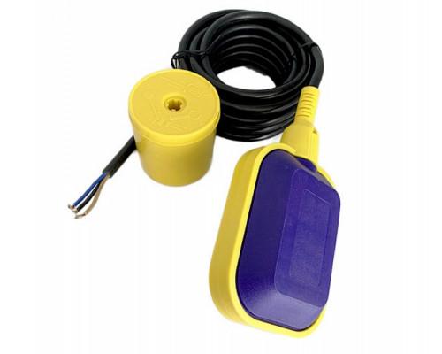 Поплавковый выключатель для насоса Carpol sbrigani длина кабеля 3 метра
