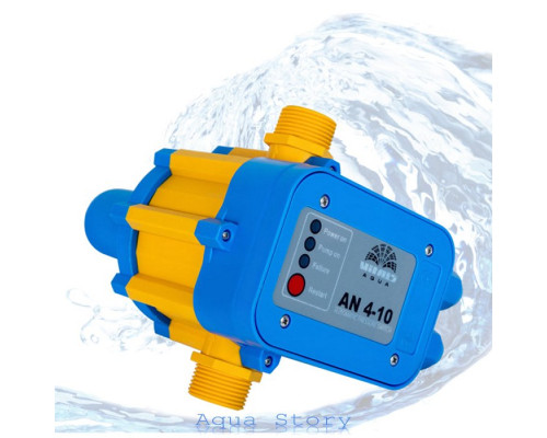 Контролер тиску автоматичний Vitals AN 4-10