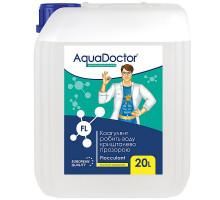 Жидкое коагулирующее средство AquaDoctor FL - 20л