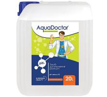 Жидкое средство для снижения pH AquaDoctor pH Minus HL - 20л (Соляная 14%)