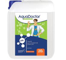 Жидкое средство для снижения pH AquaDoctor pH Minus - 20л (Серная 35%)
