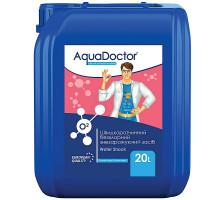 Рідкий дезінфектант на основі активного кисню AquaDoctor Water Shock О2 - 20л