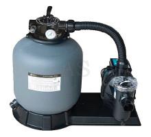 Фільтраційна установка Emaux FSP500-SS075 (11.1 м3/год, D527)