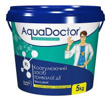 Коагулирующее средство в гранулах AquaDoctor FL - 1кг