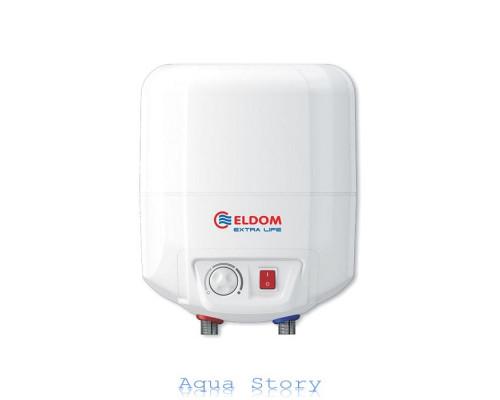 ELDOM, водонагреватель Extra life 72324NMP 7л