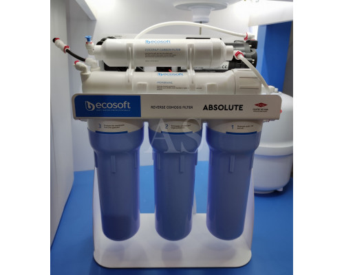 Зворотний осмос Ecosoft Absolute 6-50 (MO650MECO)