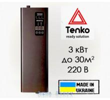 Електричний котел Tenko Digital 3 кВт 220 В