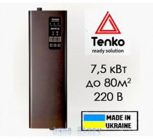 Електричний котел Tenko Digital 7,5 кВт 220 В
