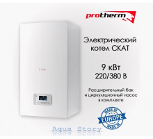 Електричний котел Protherm Ray (Скат) 9 кВт