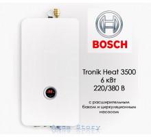 Електричний котел BOSH Tronic Heat 3500 6 кВт