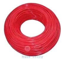 Красный полиэтиленовый шланг Aquafilter KTPE14R