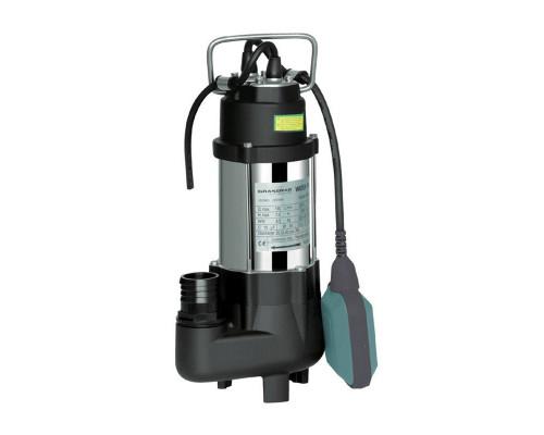 Канализационный насос для грязной воды (+поплавок) 180Вт Grandfar GV180F (GF1093)