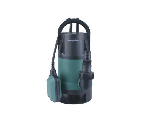 Дренажный насос для грязной воды (+поплавок) 1100Вт Grandfar GP1100F (GF1078)