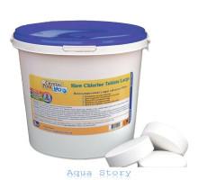 Crystal Pool Slow Chlorine Tablets Large 5 кг