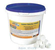 Crystal Pool Quick Chlorine Tablets 1 кг