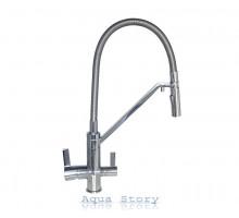 Смеситель кухонный TOPAZ SARDINIA-TS-8812-H24