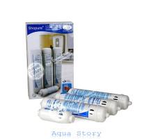 Комплект четырех картриджей Aquafilter SPURE-CRT