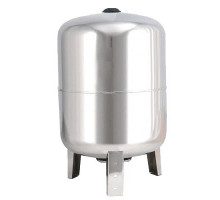Гидроаккумулятор 100 л CRISTAL 10bar нержавейка вертикальный