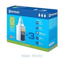 Комплект картриджів Бар'єр №6 Жорстка вода