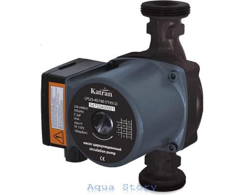 Насос циркуляционный KATRAN LPS25-4S/130 (774513)