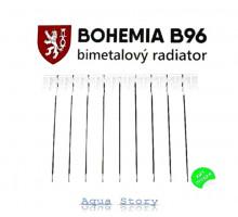 Біметалічний радіатор BOHEMIA B96