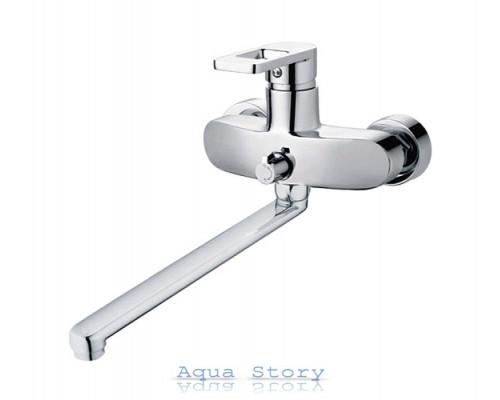 Смеситель для ванны Haiba Gudini 006 euro