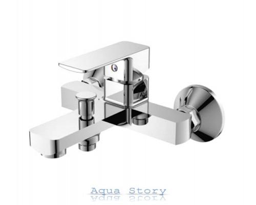 Смеситель для ванны Haiba Kubus 009 euro