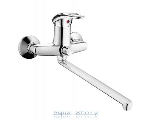 Смеситель для ванны Haiba Luxor 006 euro