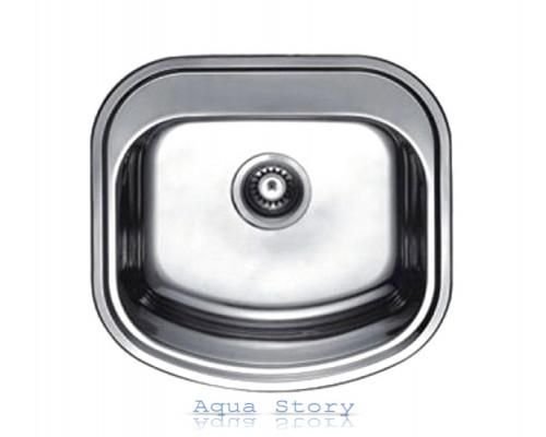 Кухонная мойка Haiba 49x47 Decor