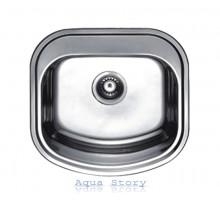 Кухонная мойка Haiba 49x47 SATIN