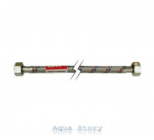 Гнучкий підвід Zerix шланг 1/2 '' ГГ-080 см