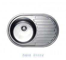 Кухонна мийка Haiba 77x50 Decor