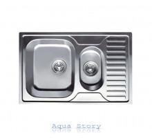 Кухонная мойка Haiba 78x50 ARMONIA SATIN