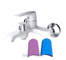 Смеситель для ванны Mixxus Tiger 009 euro White