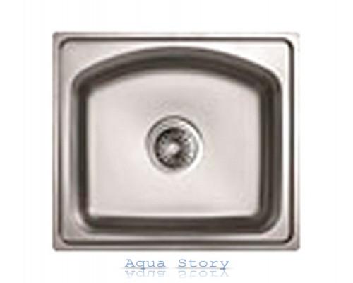 Кухонна мийка Haiba 48x42 Polish
