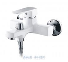 Смеситель для ванны Mixxus Missouri 009 euro White