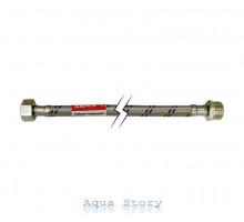 Гибкий подвод Zerix шланг 1/2'' ГШ-080 см
