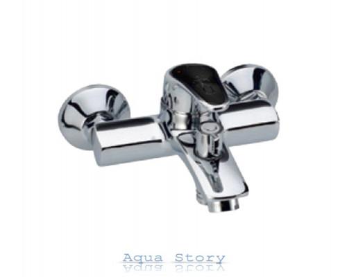 Смеситель для ванны Haiba Magic 009 euro Black