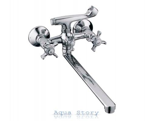 Змішувач для ванни Haiba Zeus 143