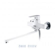 Змішувач для ванни Mixxus Missouri 006 euro White