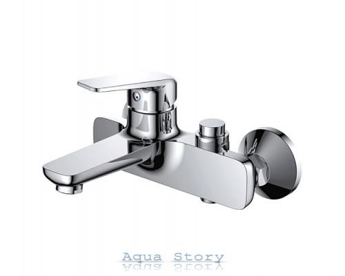 Смеситель для ванны Mixxus Oregon 009 Button