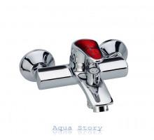 Смеситель для ванны Haiba Magic 009 euro Red