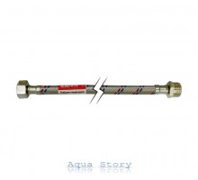 Гибкий подвод Zerix шланг 1/2'' ГШ-030 см