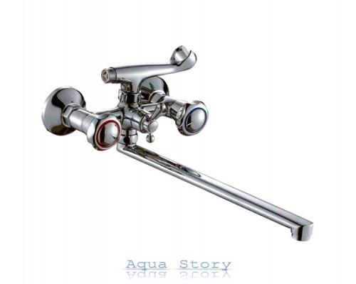 Змішувач для ванни Haiba Mega 143
