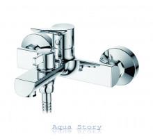 Змішувач для ванни з коротким виливом IBERGRIF ARIAL M13026